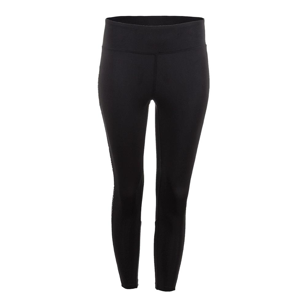Women's Spotlight 3/4 Tennis Tight Black