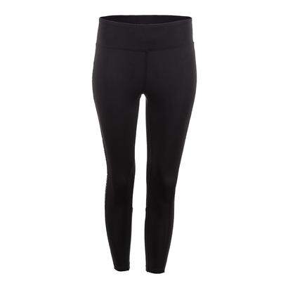 Women`s Spotlight 3/4 Tennis Tight Black