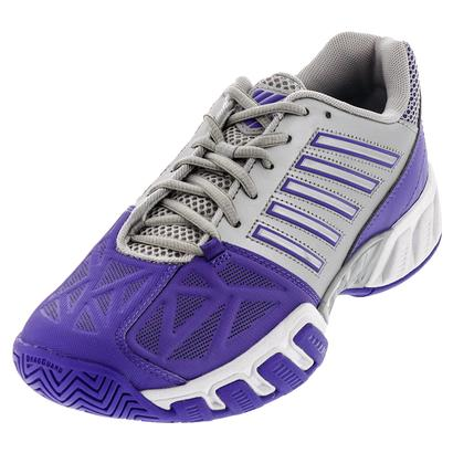 Women`s BigShot Light 3 Tennis Shoes Purple Opulence and Silver