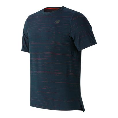 Men`s Max Speed Short Sleeve Tennis Top Galaxy