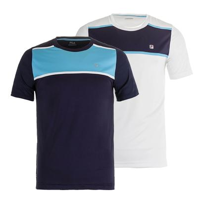 Men`s Legend Colorblocked Tennis Crew
