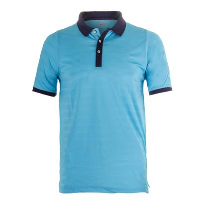 Men`s Legend Tennis Polo Legend Blue and Navy