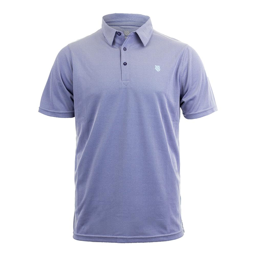 Men's Bb Tennis Polo
