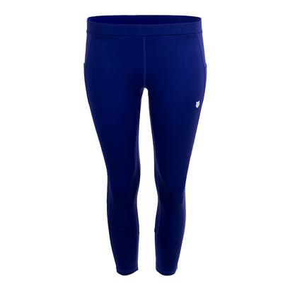 Women`s Tennis Capri Tight Deep Ultramarine