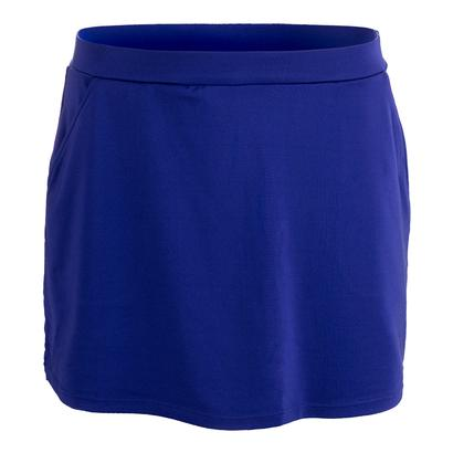 Women`s Club Tennis Skirt Deep Ultramarine