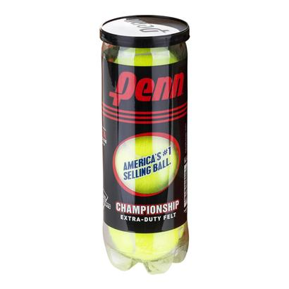 Championship Extra Duty Tennis Ball Can
