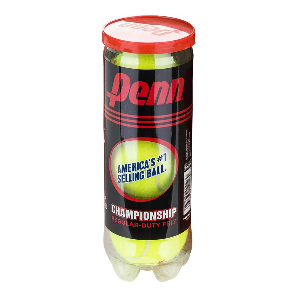 Championship Regular Duty Tennis Ball Can