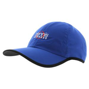 Unisex Featherlight Tennis Cap Royal Blue