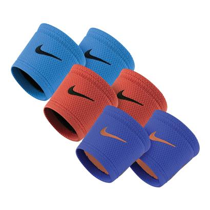 Dri-Fit Stealth Tennis Wristbands