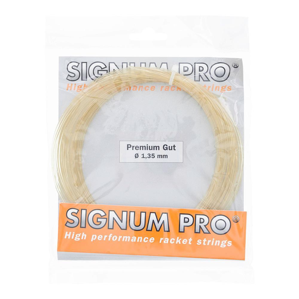 Premium Gut Tennis String Natural