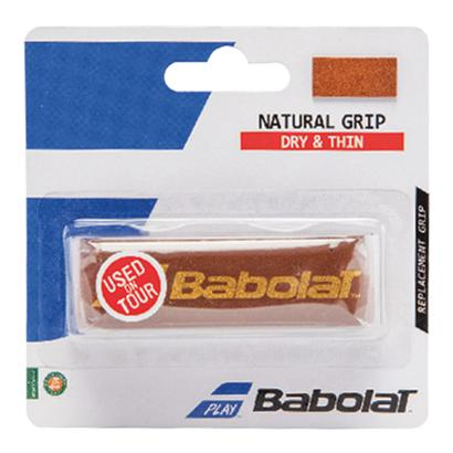 Natural Tennis Replacement Grip Brown