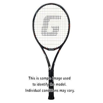 Gamma Rzr 95 Used Tennis Racquet 4_3/8
