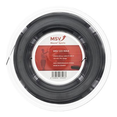 Go Max Tennis String Reel Black