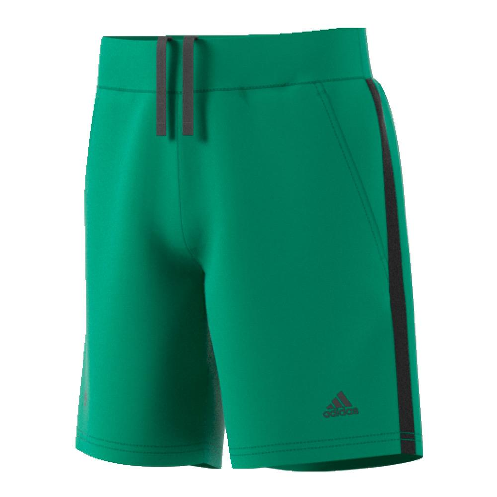 Boys ` Roland Garros Tennis Short Core Green