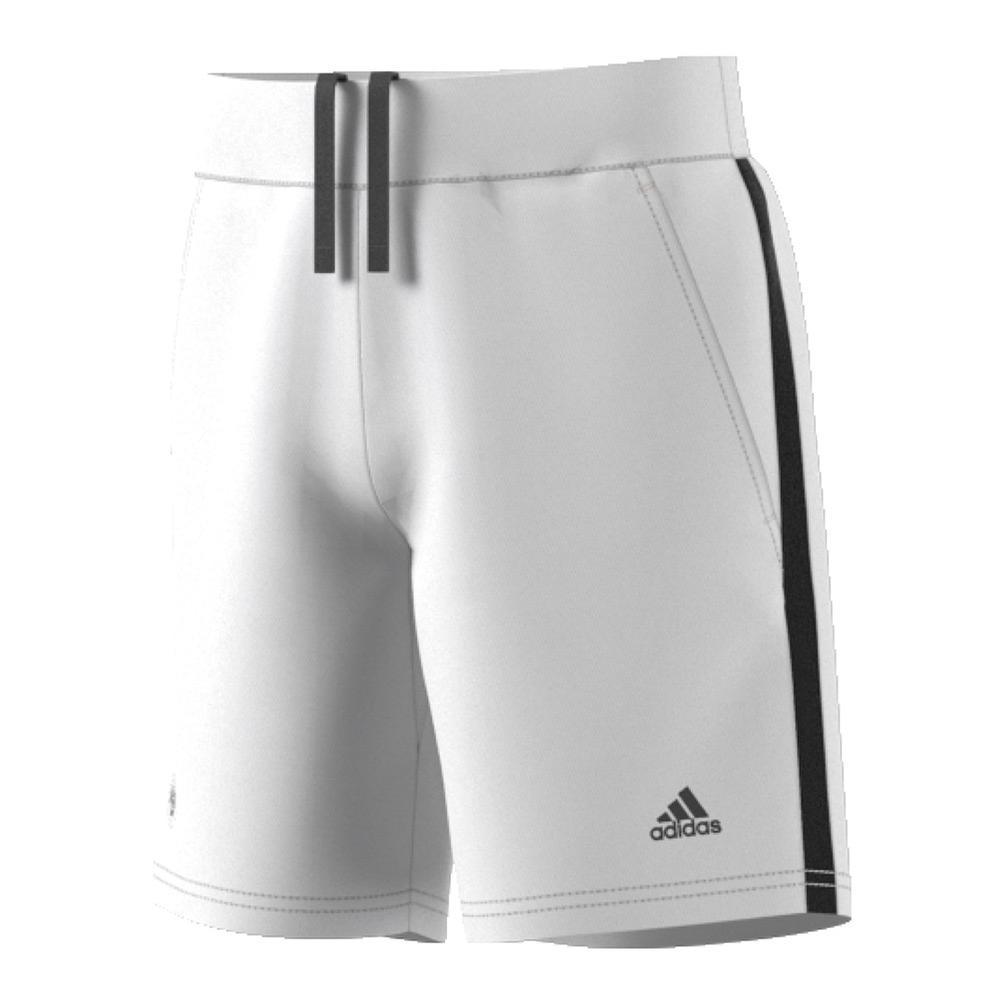 Boys ` Roland Garros Tennis Short White