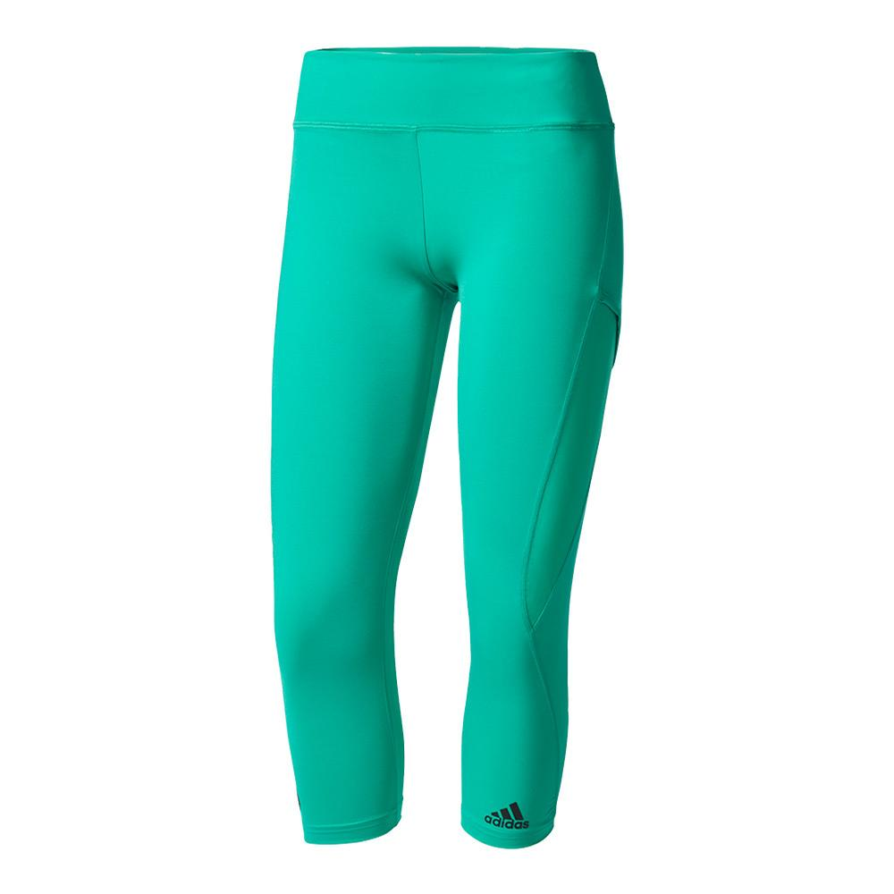 Women's Roland Garros Tennis Leggings Core Green