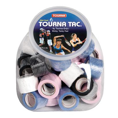 Tourna Tac Assorted Jar 36 XL Tac Grips