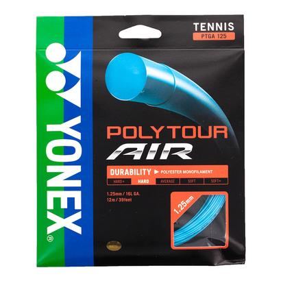 Polytour Air 125 Tennis String Sky Blue