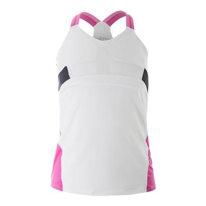 Girls` The Influencer Tennis Cami White