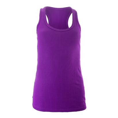 Women`s Perf Tennis Tank Purple