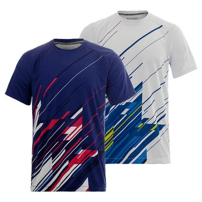 Men`s Dimension Tennis Crew Top