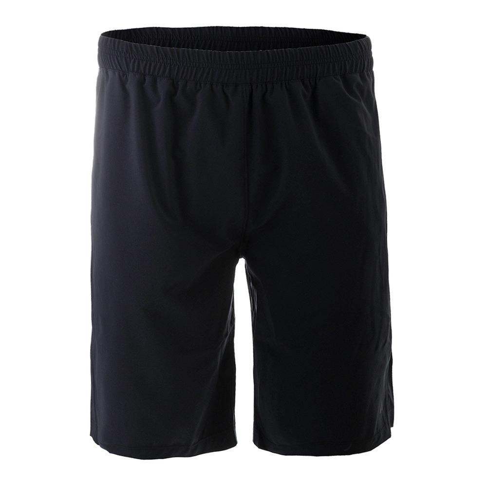 Men's Accelerate 9 Inch Woven Tennis Short Black