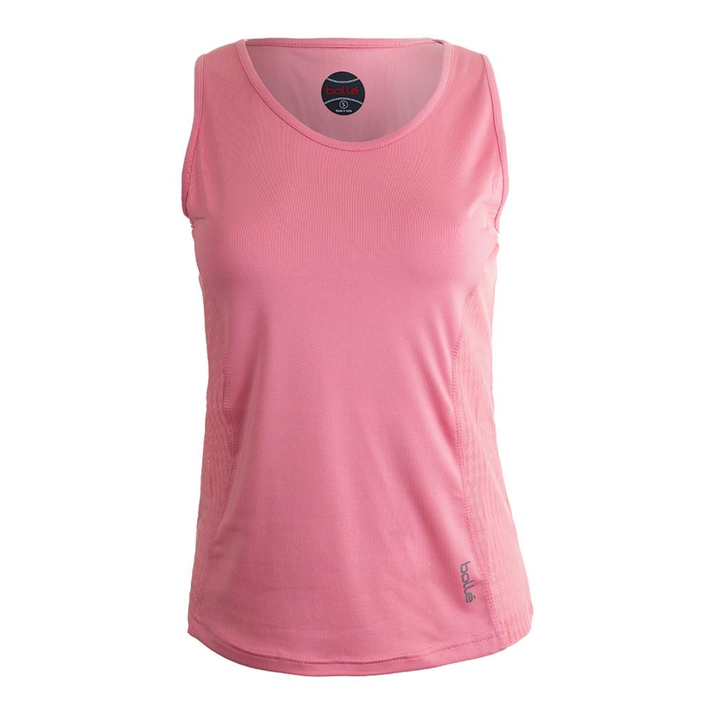 Women's Sofia Tennis Tank Pink
