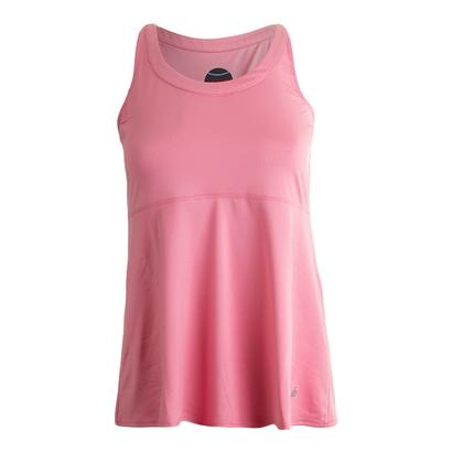Women`s Sofia Tennis Tank Pink