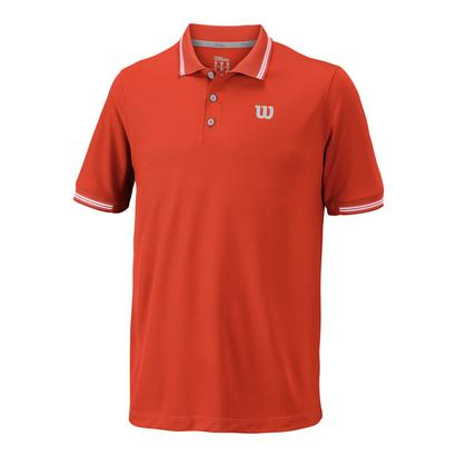 Men`s Star Tipped Tennis Polo Fiesta