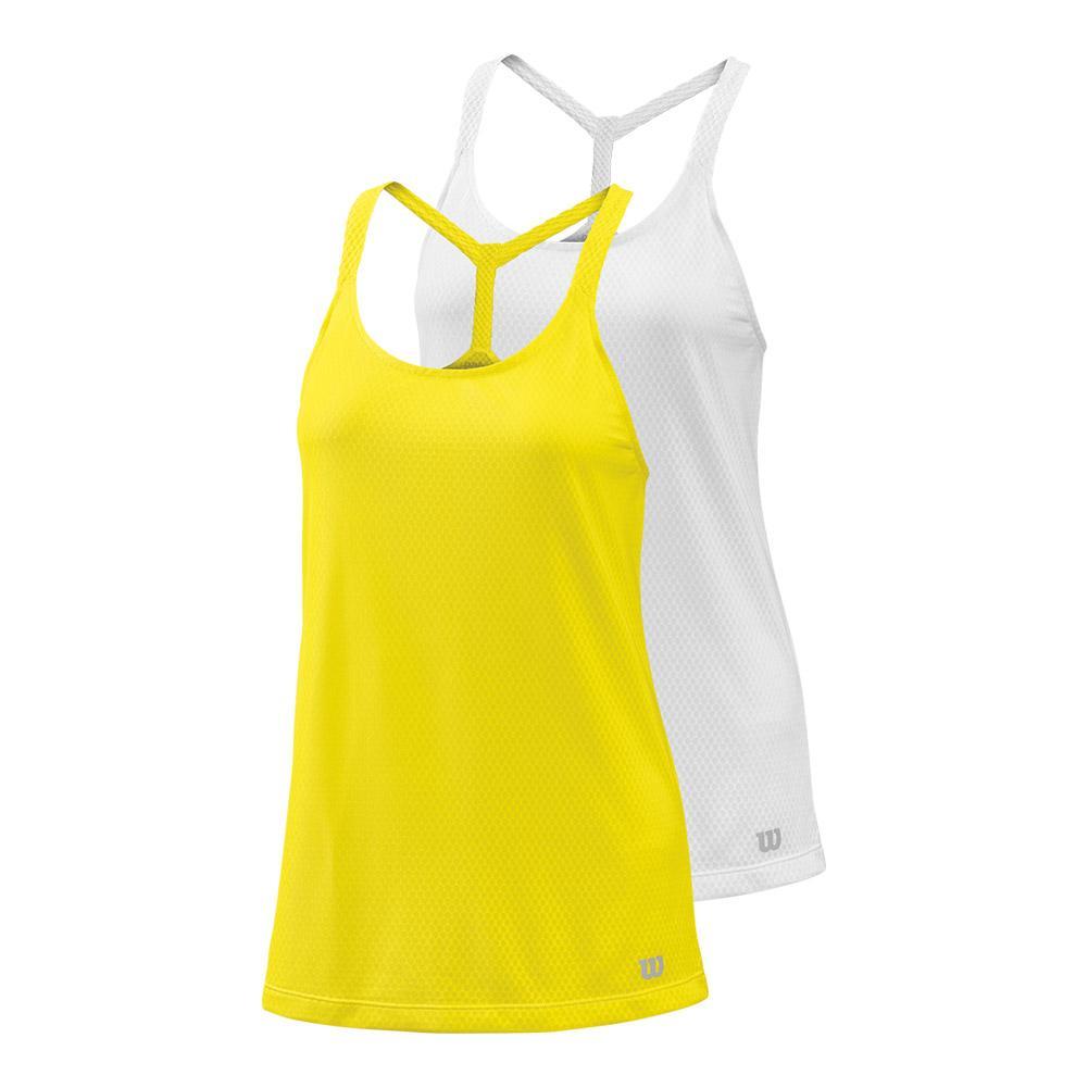 Women's Relax Tennis Tank