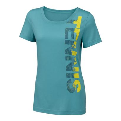 Women`s Tennis Tech Tee Aqua