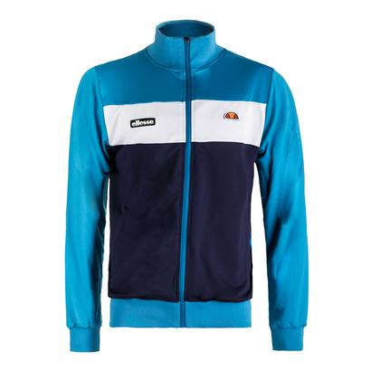 Men`s Losi Tennis Jacket Blue and Navy