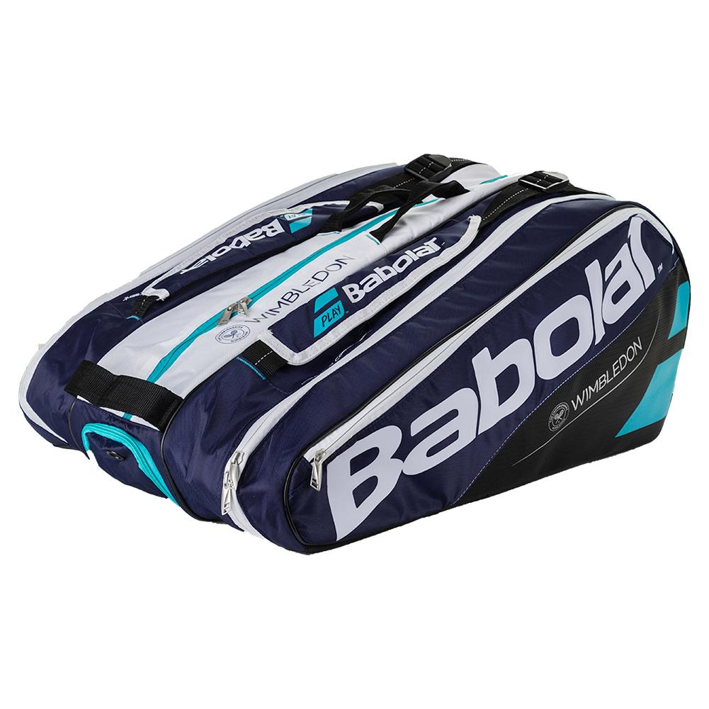 Pure 12 Pack Wimbledon Tennis Bag