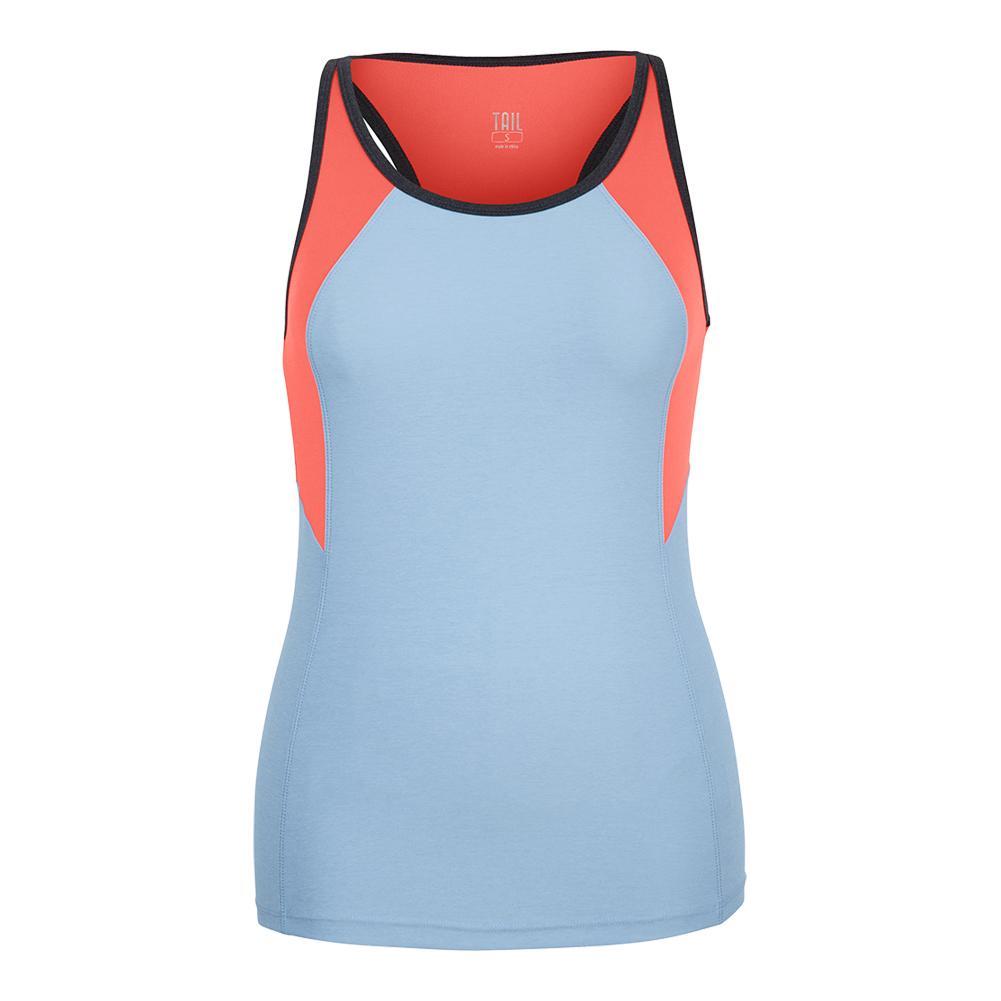 Women's Tenille Tennis Tank Mist