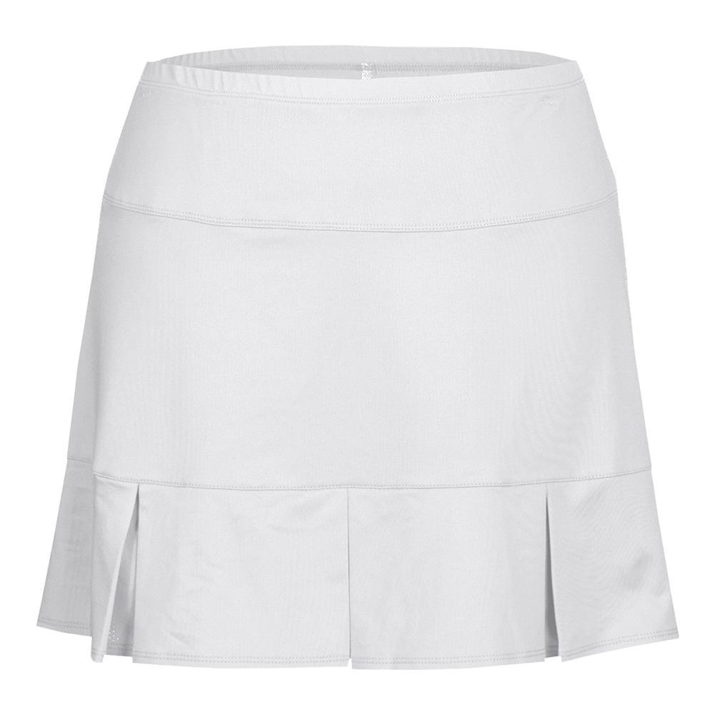 Women's Doral 14.5 Inch Tennis Skort White