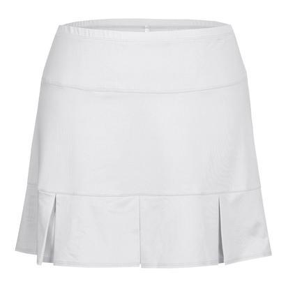 Women`s Doral 14.5 Inch Tennis Skort White