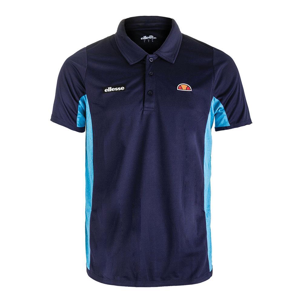 Men's Cucire Tennis Polo