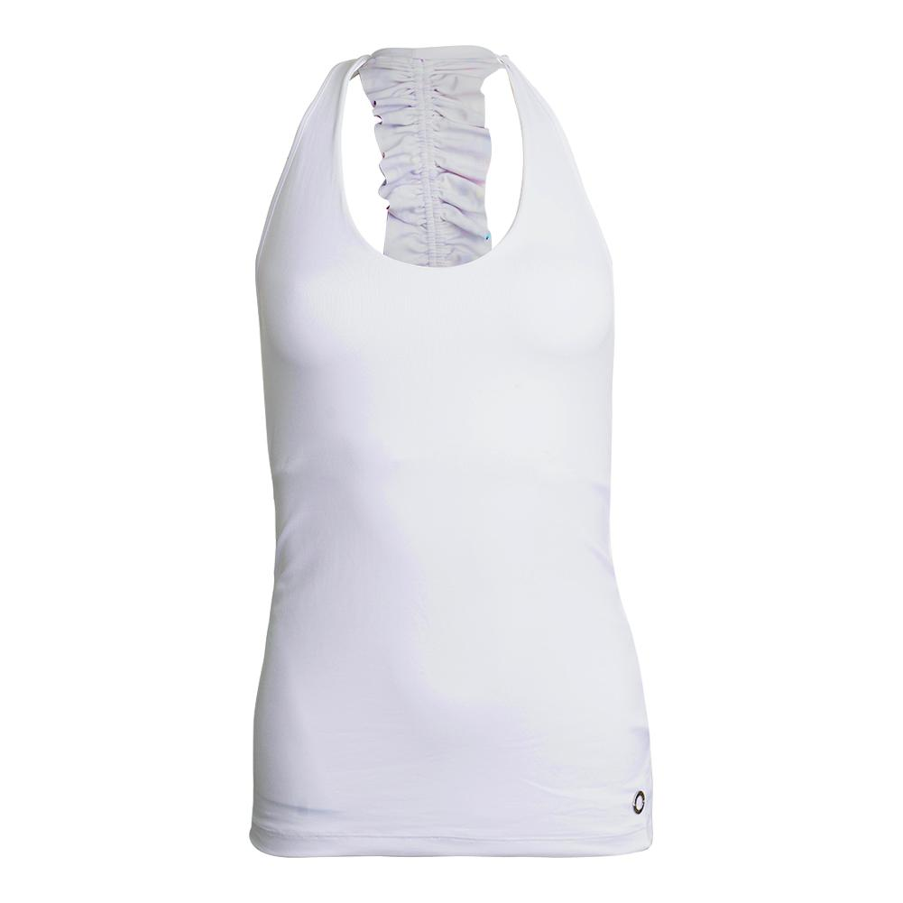 Women's Passion Jaws Tennis Top White