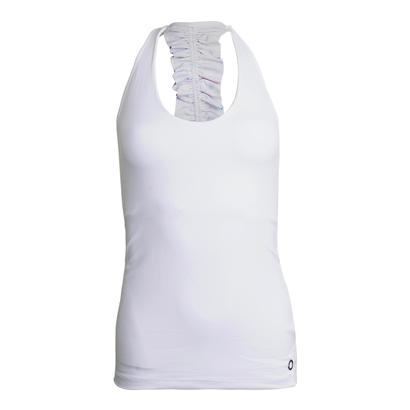 Women`s Passion Jaws Tennis Top White