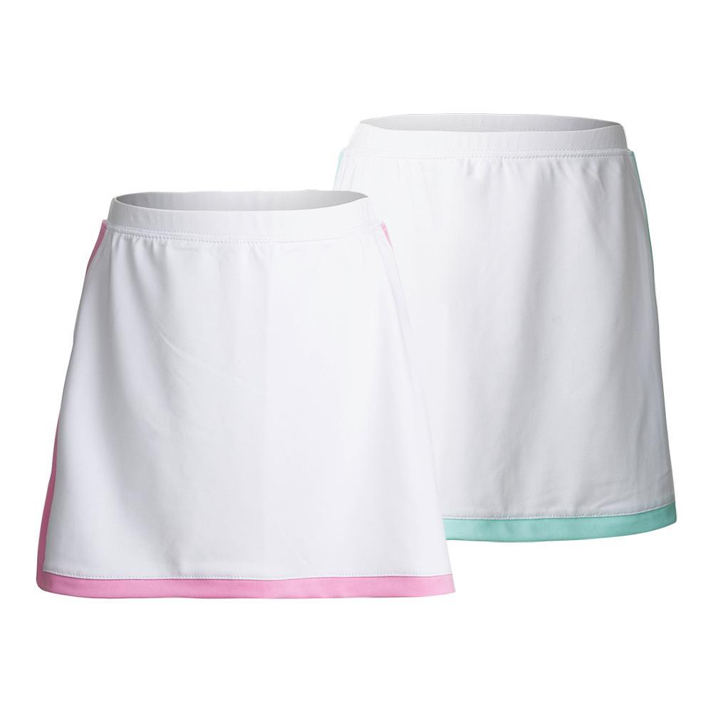 Girls'side Slit Tennis Skort