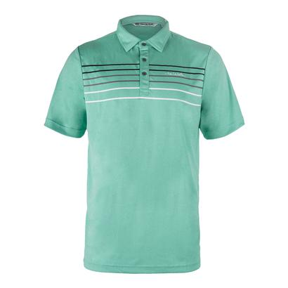 Men`s Malm Tennis Polo Gumdrop Green