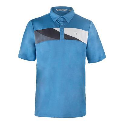 Men`s Foust Tennis Polo Cendre Blue