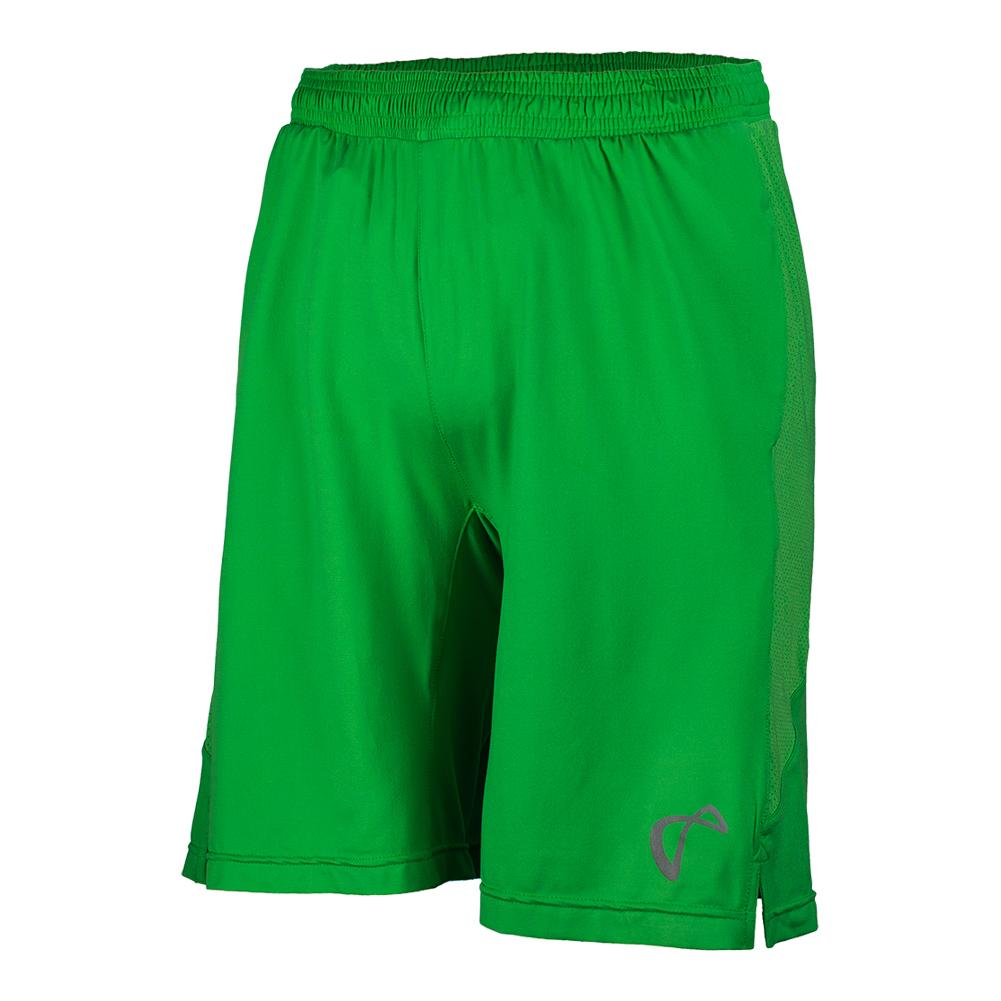 Boys ` Mesh Tennis Short Mint