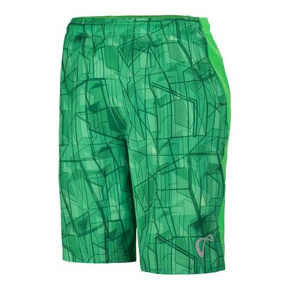 Boys` Highrise Woven Tennis Short Mint