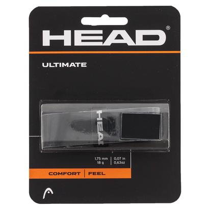 Ultimate Replacement Tennis Grip Black