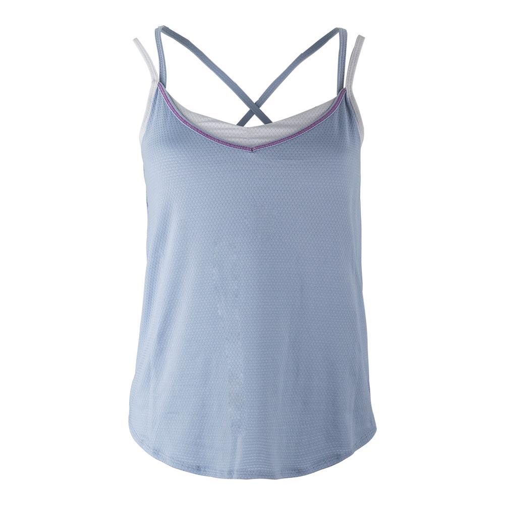 Women's Bralette Tennis Cami Bluemist