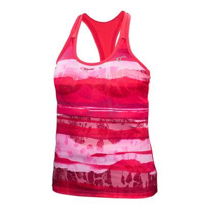 Girls` Acid Blurr Racerback Tennis Tank Rogue
