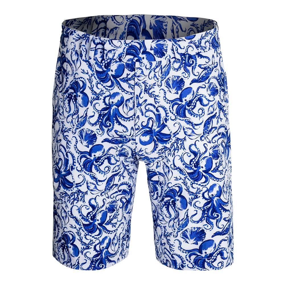 Men's 4 Way Stretch Printed Short