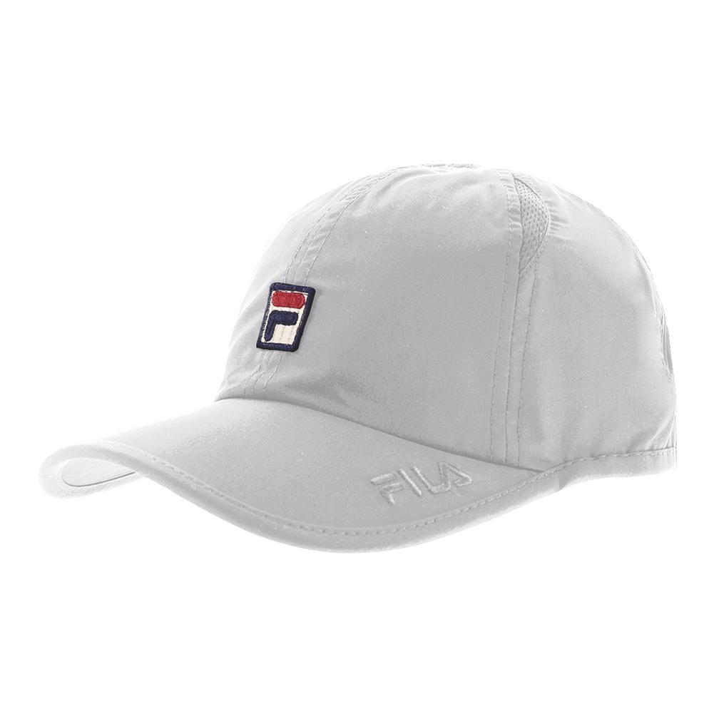 Performance Solid Tennis Cap
