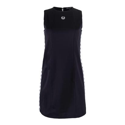 Women`s Taped Tennis Dress Navy